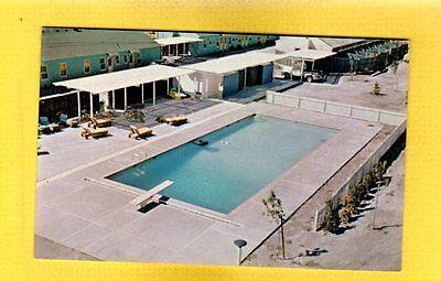 "Wendover,UT Utah, Patio Motel 60 foot Pool,""not expensive,we just look that way"""