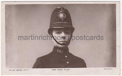 Vesta Tilley Male Impersonator Actress Music Hall RP Postcard #3, B789