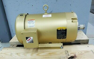 Baldor Electric Motor Cem3714t 10hp 1770rpm 208-230460 Tefc