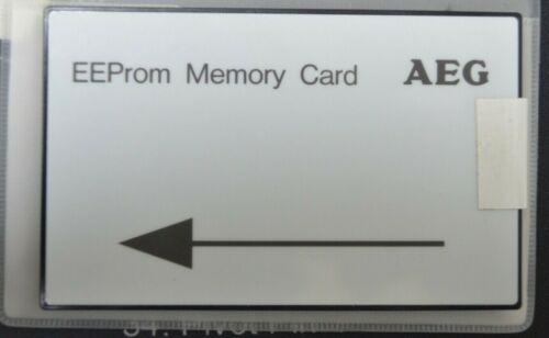 Used AEG EEProm Memory Card  AS-MEEP-001