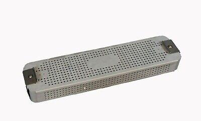 Aluminum Sterilization Tray 16 X 4 X 2.