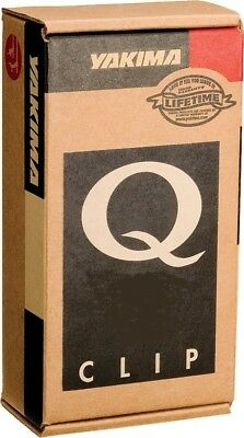 Yakima Q Clips and Pads for Q Towers q-clips qclips q clip qclip q-clip