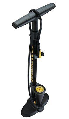 TOPEAK JOE BLOW MAX HP BICYCLE BIKE FLOOR PUMP TOOL W/ GAUGE NEW
