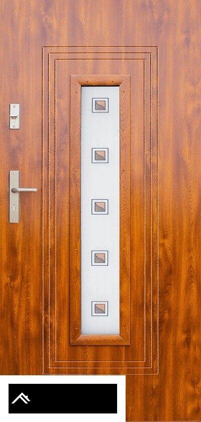 Fargo 6 Modern Composite Front Doors Composite Door Design Door