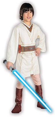 Boys Star Wars Obi-Wan Kenobi Costume Obiwan Starwars Halloween Kids S M L NEW