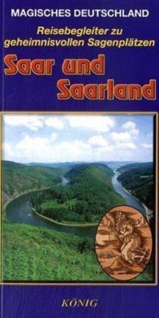 Magisches Deutschland - Saar und Saarland 393985610X