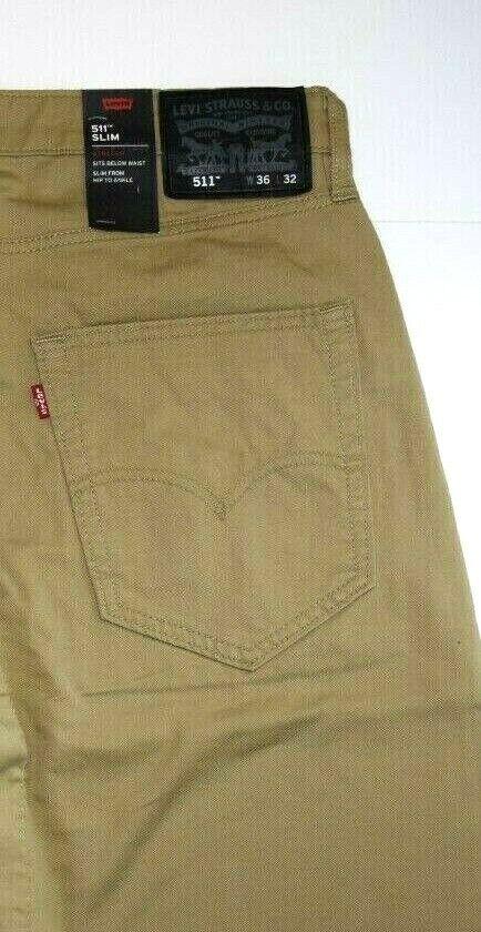 Levi's  511 SLIM STRETCH Jeans 191110079