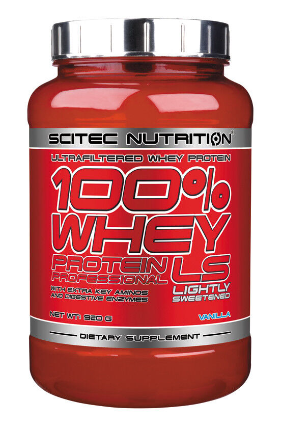100% WHEY PROTEIN PROFESSIONAL LS Scitec Nutrition 920 g