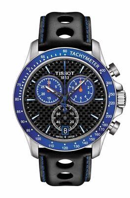 Tissot Men's V8 Chronograph Alpine Stainless Steel Watch T106.417.16.201.01 ()