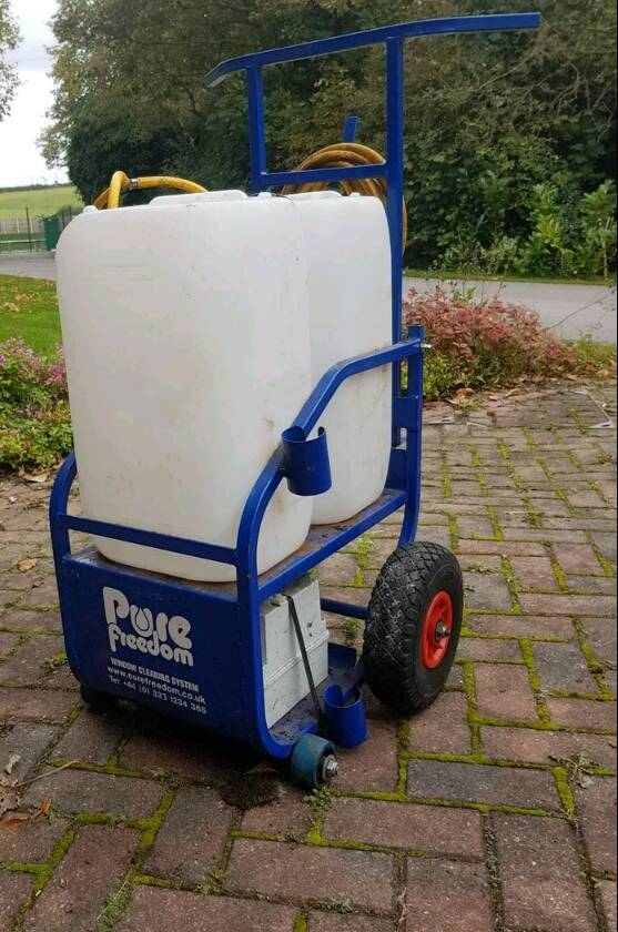 WANTED. Window Cleaning Trolley
