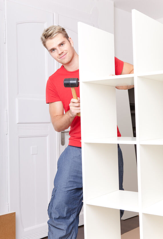 How to Assemble a Flat Pack Cabinet
