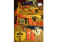 Nerf N-strike blaster set