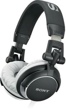 SALE Sony MDR-V55 - On-ear koptelefoon - Zwart