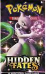 Pokemon hidden fates booster ongeopend