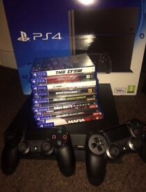 Cheap PS4 500GB