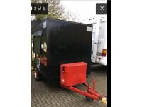 Catering trailer - final reduction before it goes on EBay!!