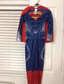 Superman outfit age 7-8