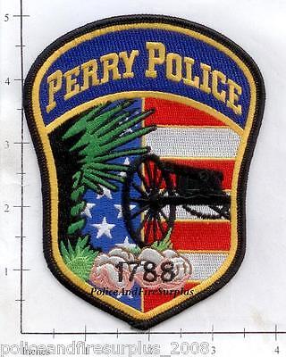 South Carolina - Perry SC Police Dept Patch v2