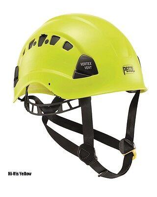 Petzl Vertex Vent Climbing Helmet - Arborist / Mountaineering - HiViz Yellow
