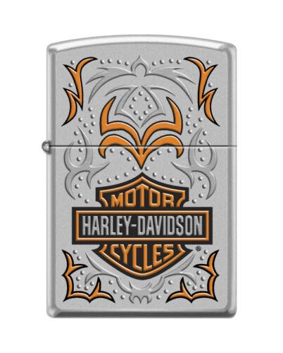 "Zippo 7169,   ""Harley Davidson Motorcycles-Logo"" Lighter, Pipe Insert (PL)"