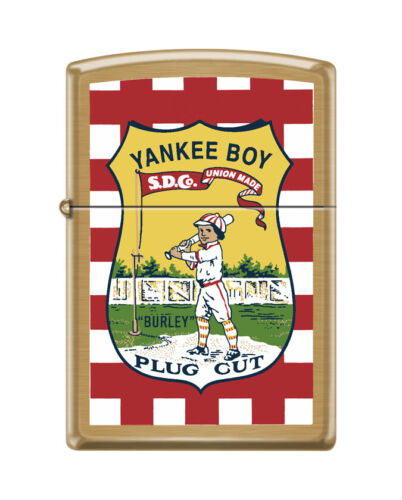 ZIPPO YANKEE BOY  TOBACCO TIN SERIES 2 ONLY 50 MADE WORLD WIDE LIMITED EDITION