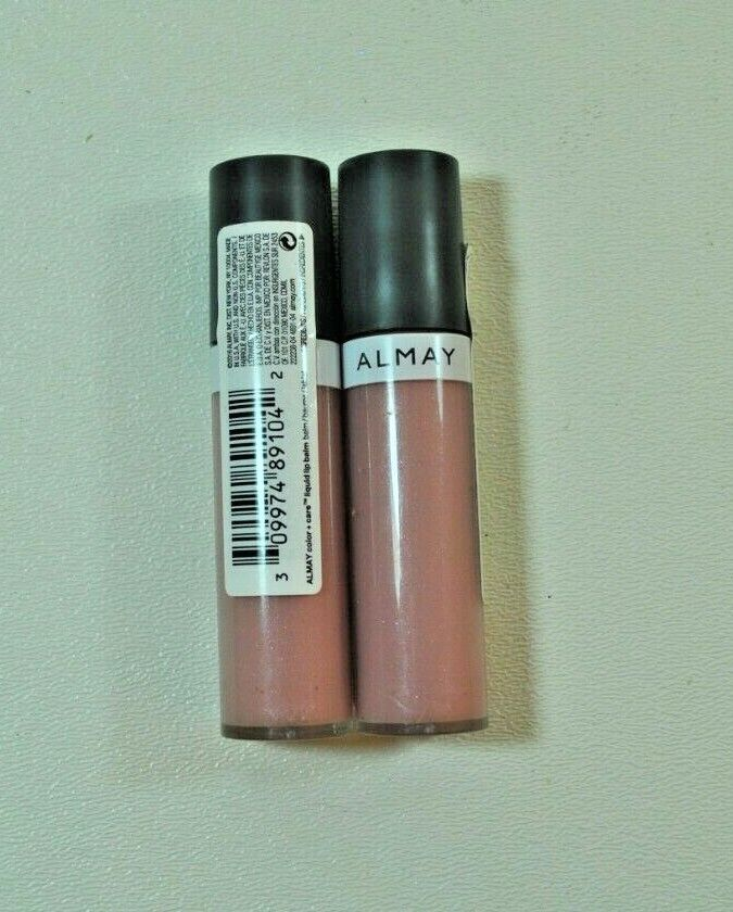 Almay Color + Care Liquid Lip Balm, Lilac Love  0.24 oz