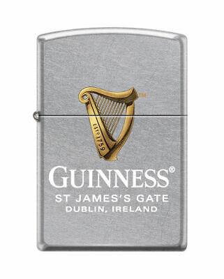 Sweet Guinness Beer St James Gate  Zippo Lighter