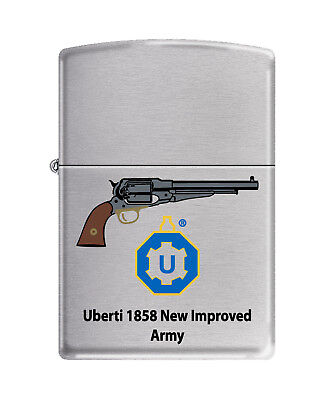 UBERTI 1858 New Improved Army ZIPPO LIGHTER . for sale  Shipping to United States