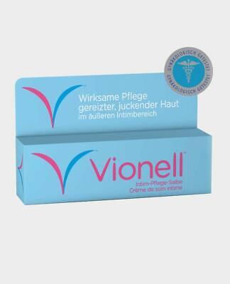 Vionell Intim-Pflege-Salbe Wirksame Pflege für den Intimbereich 15ml