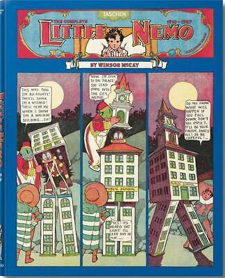 THE COMPLETE LITTLE NEMO 1910-1927 Winsor McCay GIANT XXL TASCHEN HARDCOVER