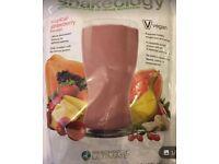 Tropical strawberry vegan Shakeology weightloss meal replacement beachbody