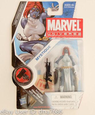 Marvel Universe MYSTIQUE Series 2 #029 X-Men Avengers Action Figure Hasbro