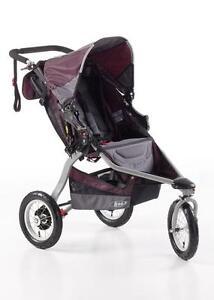 Bob-2012-Revolution-CE-Jogging-Stroller-Plum-12-Wheels-New-ST1027