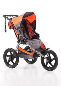 Bob-2012-Sport-Utility-Single-Stroller-in-Orange-ST1002-Brand-New