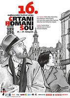 Vittorio Giardino - Manifesto 16 . Crtani Romani Šou 2013 -  - ebay.it