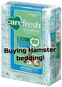 ISO Hamster Substrate/Bedding!