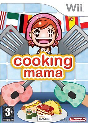 Cooking Mama Wii Nintendo jeu jeux games spelletjes 1731