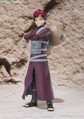 Bandai S.H.Figuarts - Naruto Shippuden: Gaara [PRE-ORDER]