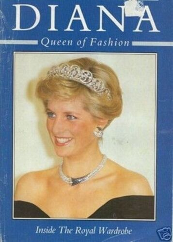 Princess Diana INSIDE THE ROYAL WARDROBE MAGAZINE RARE QUEEN OF FASHION