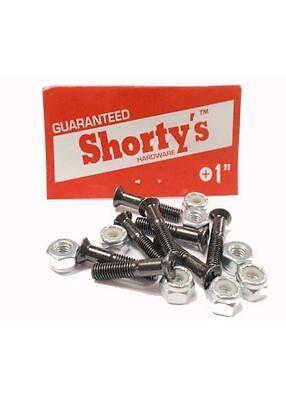 Shorty's Skateboard Hardware, Shortys 1 inch phillips head