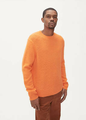 ACNE STUDIOS Orange Peele Sweater BNWOT originally $500 Sz M