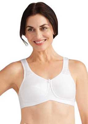 Amoena 2153 Kelly Soft Cup Pocketed Bra Mastectomy various sizes and colors NEW