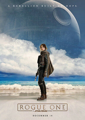 NEW - ROGUE ONE A STAR WARS STORY Teaser Promo Card #3 - Death Star