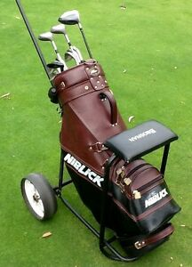 Golf clubs RH Taylormade Driver + bag & buggy Good condition Bundoora Banyule Area Preview