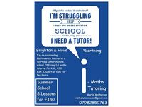 Highly Qualified, Experienced Maths Teacher. Tutor for GCSE and Basic Numeracy.