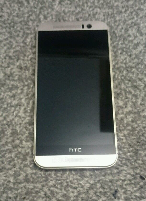 HTC One M9Great ConditionLocked to O2Boxedin Cranfield, BedfordshireGumtree - HTC ONE M9. Great condition. Boxed. Locked on O2. Ex developer test device, crash reporting permanently turned on