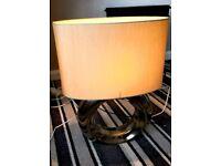 Large Retro/Modern table lamp