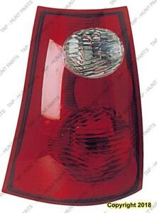 Tail Lamp Driver Side Sport-TrAC Ford Explorer 2002-2005
