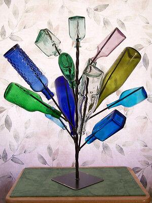 NEW!! Table Top Wine BOTTLE TREE Original Southern Bottletree Decor FREE SHIP - Wine Bottle Trees