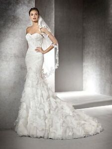 San Patrick Eresma Wedding Dress